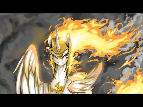 Celestia  The Lady of Ashes DaybreakerSolar Flare