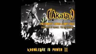 Akala - Freedom ft. Swiss & Amy True