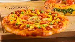 Вкусная и красивая пицца, которой захочет полакомиться каждый малыш!