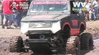mud bog 4 awesome acres ohio august 4 2013