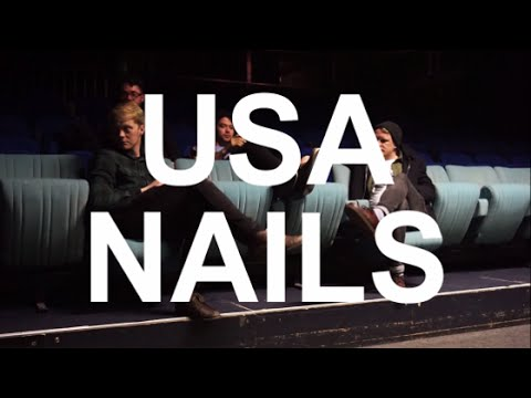 USA Nails - European Tour Diary - February 2015