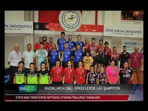 KTSYD MASA TENİSİ KUPASI HAFTASONU...