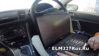 Обзор программы EcuExplorer для Subaru