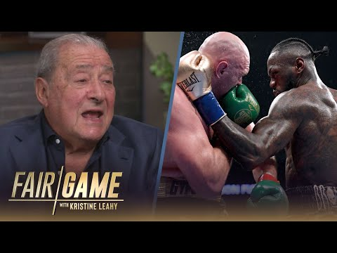 Deontay Wilder Should've Lost At Least 8 of 12 Rounds to Tyson Fury — Bob Arum | FAIR GAME
