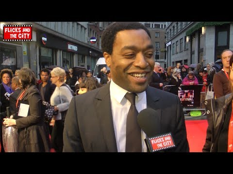 Chiwetel Ejiofor Interview - 12 Years A Slave, Half of a Yellow Sun & Star Wars