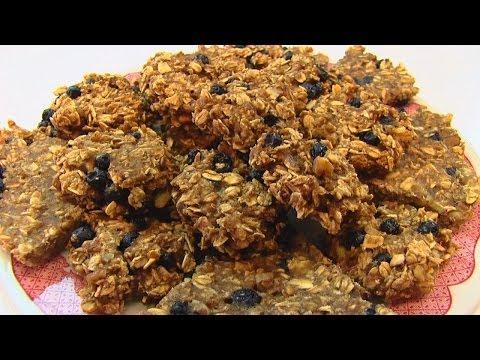 Betty's High-Fiber, Low-Fat Cookies