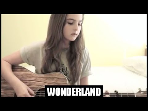 WONDERLAND   Taylor Swift   1989   Cover By Claudia Tripp
