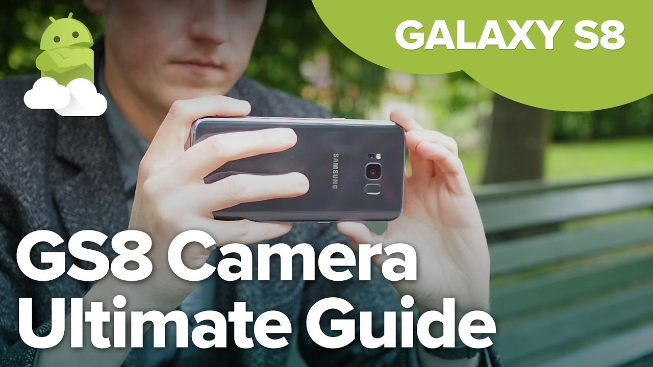 Shake your Samsung Galaxy S8 to help its camera focus