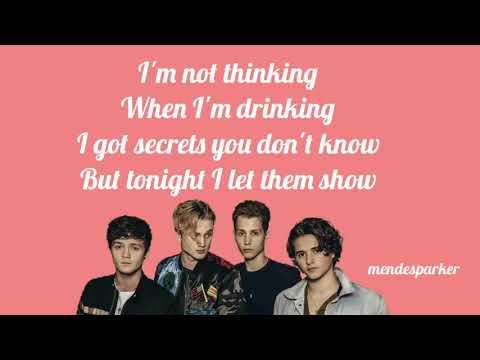 Cheap Wine - The Vamps LYRICS & AUDIO