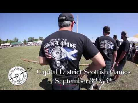 The 2016 Capital District Scottish Games