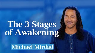 The Three Levels of Awakening