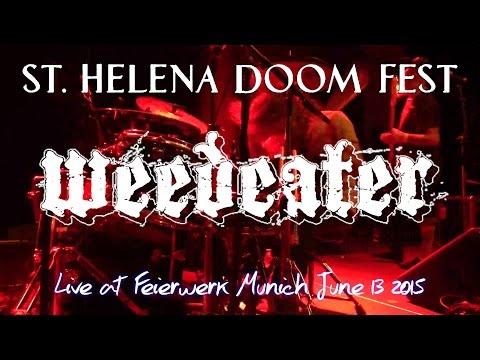 Weedeater @ St. Helena Doom Fest 2015 Feierwerk Munich