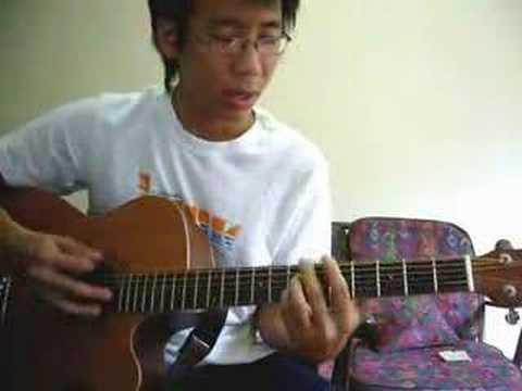 Meant To Live - Switchfoot Cover (Daniel Choo)