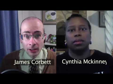 AFRICOM and the Recolonization of Africa - Cynthia McKinney on GRTV