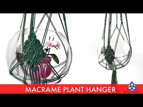 macrame-plant-hanger-diy- -modern-macrame-pattern