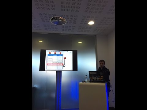 TGP123 - ABAP Code Quality with Doctor Zedge @ SAPTeched 2016 Barcellona
