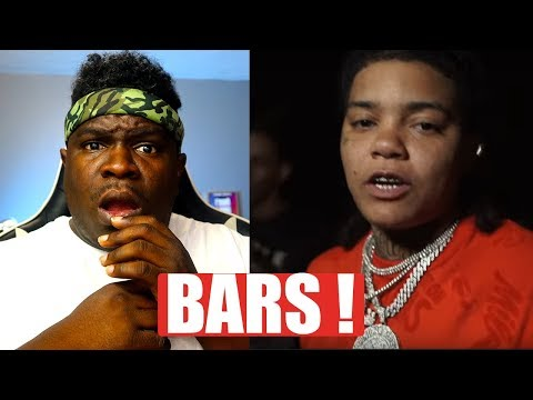 "FIRST TIME HEARING – Young M.A ""No Bap Freestyle"" (Official Music Video) REACTION"
