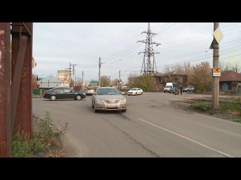 На перекрёстке улиц
