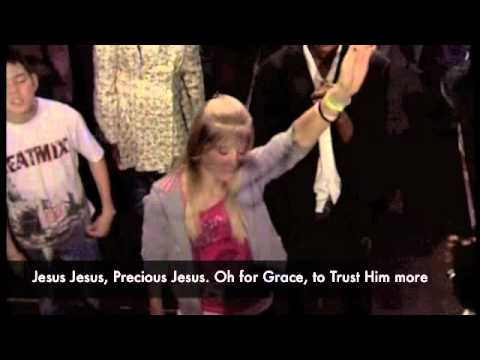 Nicole C. Mullen Holy Captivated Medley w/ lyrics.m4v