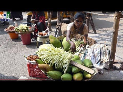 Unripe Mango With Salt #Ancient Indian Foods