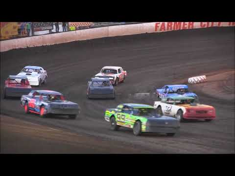2018 What Up Dog 40 Heat Races At Farmer City Raceway