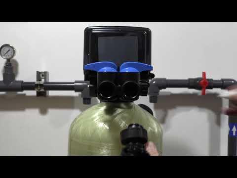 Calcite Acid Neutralizer 5900-BT Installation Part 2