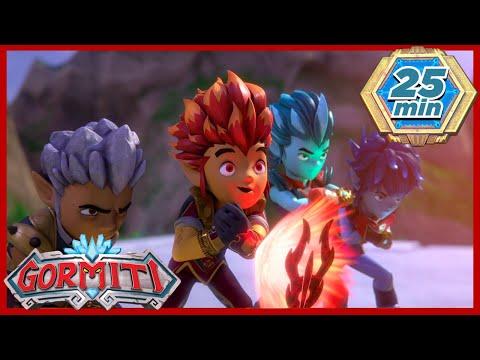 GORMITI | La llegada de los héroes 🕑Compilación +25