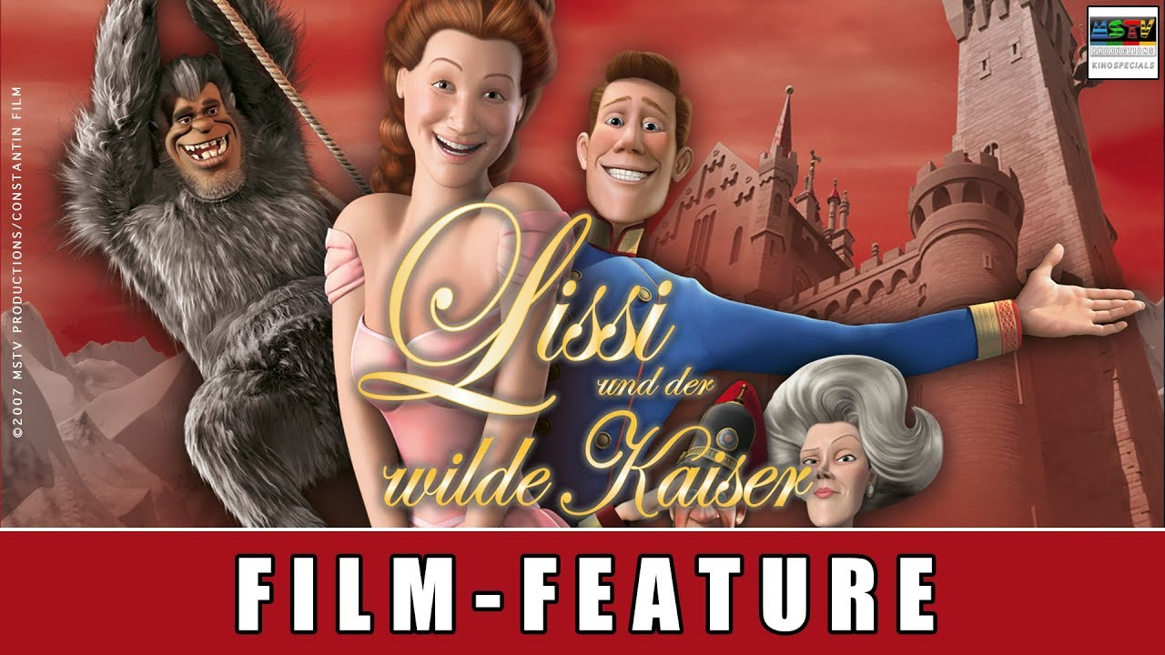 Lissi und der wilde Kaiser - Film-Feature
