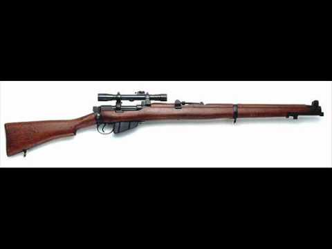 Lee Enfield Rifle Sound Effects