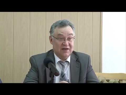Оперативное совещание с подразделениями администрации города Невинномысска