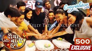 Diya Aur Baati Hum - 500 Episode Celebration With Media - EXCLUSIVE