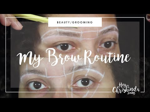 How to shape your brows | Perfectly !
