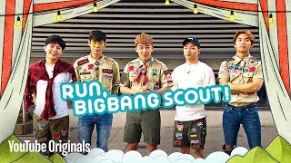 THE GATHERING BEGINS - Run, BIGBANG Scout! (Ep 1) Video