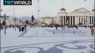 Focus on Macedonia: Greece and Macedonia trade name proposals