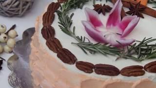Очень вкусный «Торт морковный» по рецепту Энди Шеф