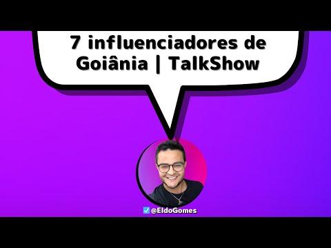 ✅Encontro de Influencers de Goiânia   7 influenciadores digitais de Goiânia