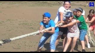 М-ТВ новости. Летний лагерь в Школе № 2. Михайловка-ТВ.