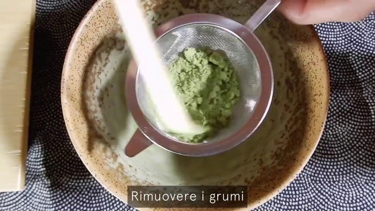Come preparare il tè matcha tradizionale - Sushan in a …