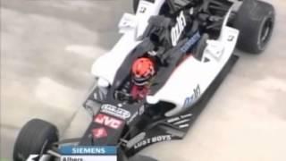 Christijan Albers 2005 San Marino Grand Prix at Imola Qual2