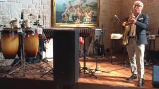 CHE VUOLE QUESTA MUSICA STASERA ....VITTORIO TRAVERSA sax tenore version