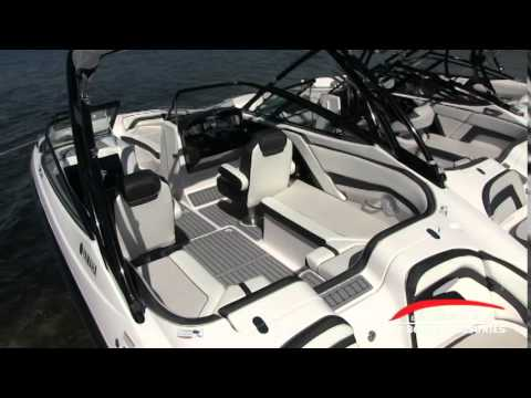 Yamaha Jet Boat JBP Edition Packages 2015