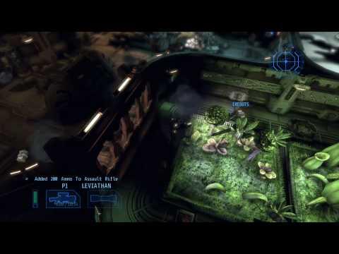 Alien Breed Impact Demo Gamplay (1) |