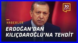 Erdoğan'dan Kılıçdaroğlu'na tehdit…ABD Kongresi'nden Trump'a Türkiye mektubu…Reina davasında tahliye
