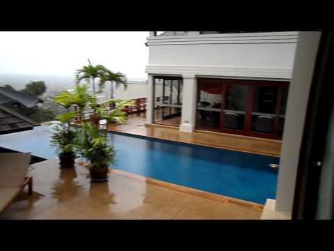 Luxury Resort stay in Phuket