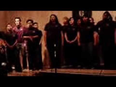 I Must Tell - USF Gospel Choir Spring '08