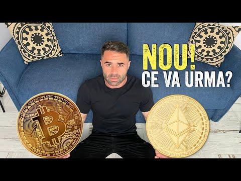 Anunț recent despre Bitcoin și Ethereum