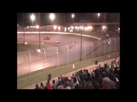 Eagle Raceway Sport Compact B Feature on 4-22-2017