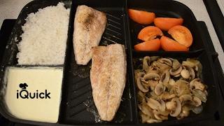 Пяти секционная сковорода iQuick