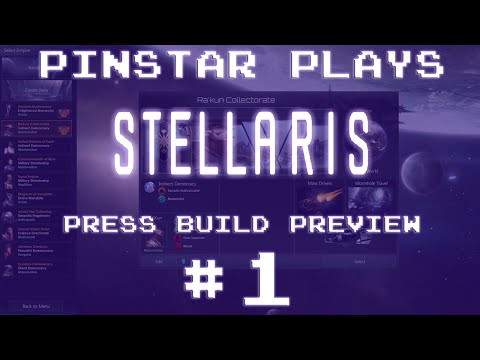 Stellaris Press Build Preview 1: The Ra'kun Collectorate