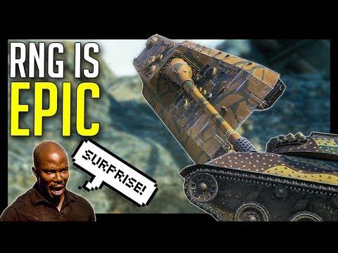 ► RNG is Epic - Wins and Fails! - World of Tanks: RNGesus #57 thumbnail